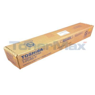 TOSHIBA E-STUDIO 5540C TONER YELLOW